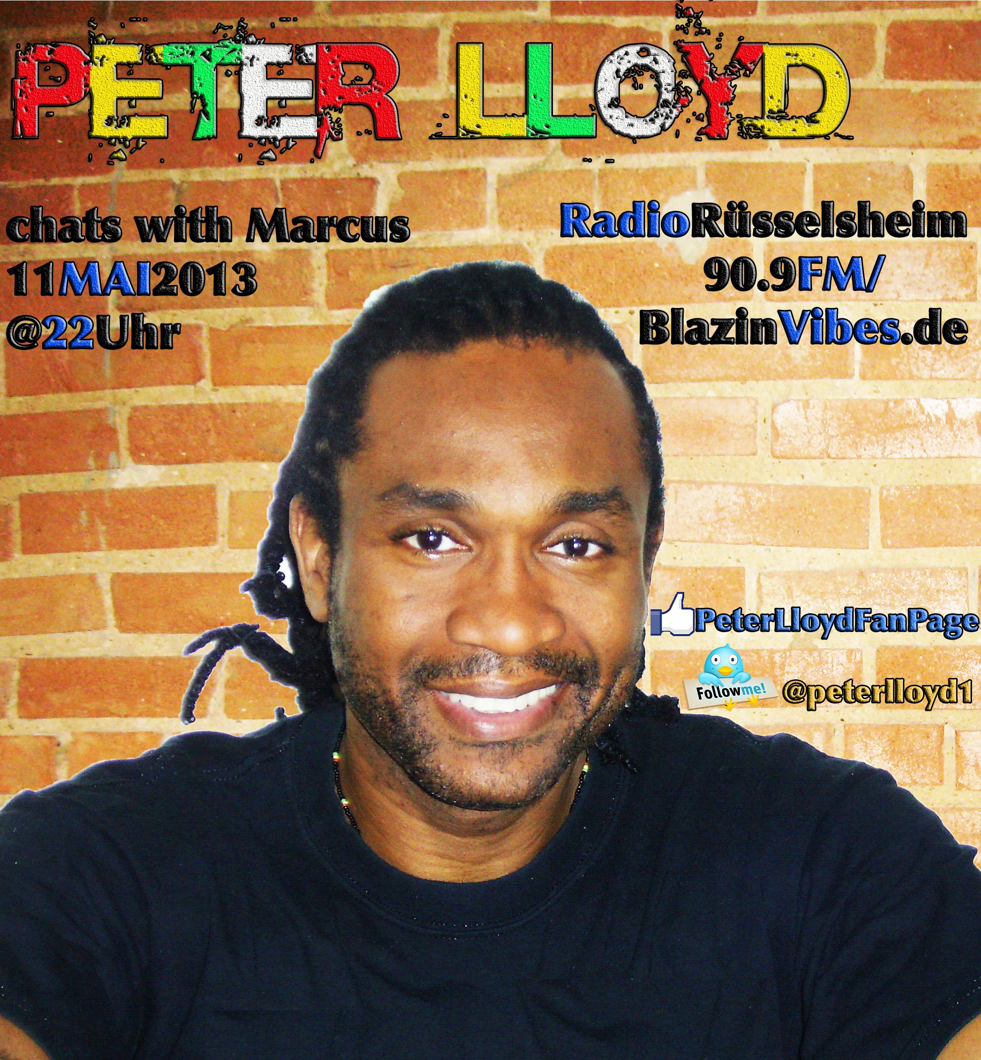 BlazinVibes_PeterLloyd_Flyer